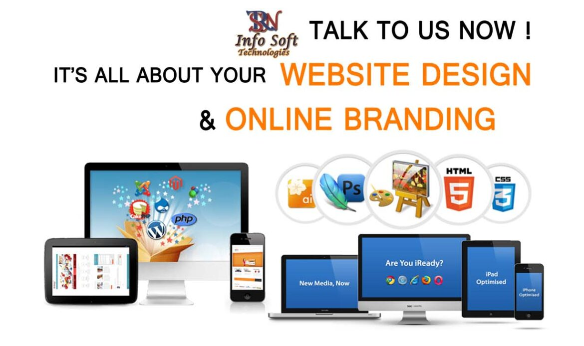 Why is a website necessary for a Business start-up?