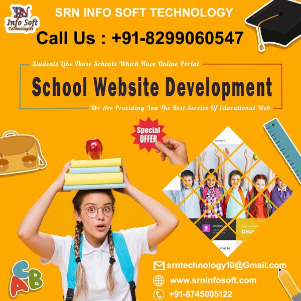School Website Design & Developments